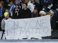 Saudação a Di Matteo e embirração com Benitez