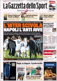 Gazzetta dello Sport: as contas da Serie A