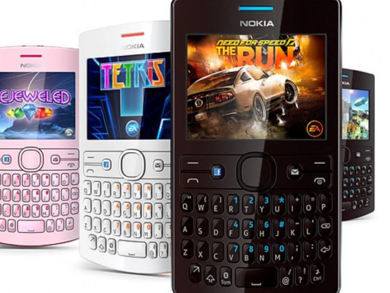 Nokia Asha (site oficial Nokia)