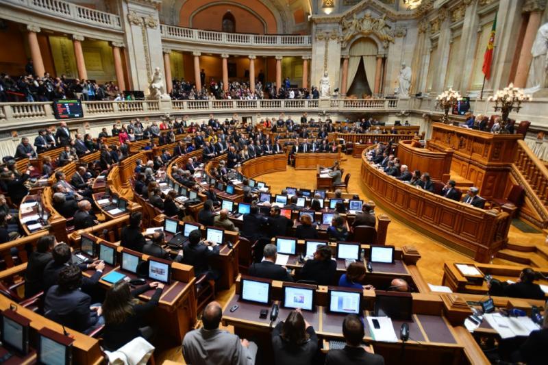 Votação final do orçamento de estado (Foto: Nuno Alexandre Jorge)