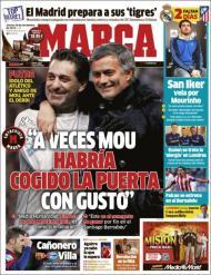 Marca: Futre a falar de Mourinho