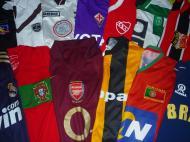 Portugal em encontro de colecionadores de camisolas no Brasil
