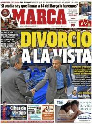 Marca: Florentino e Mou, divórcio à vista