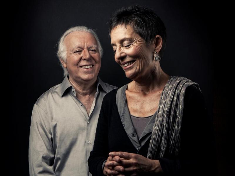 Carlos do Carmo e Maria João Pires