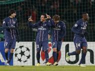 Paris Saint Germain vs FC Porto (Reuters)
