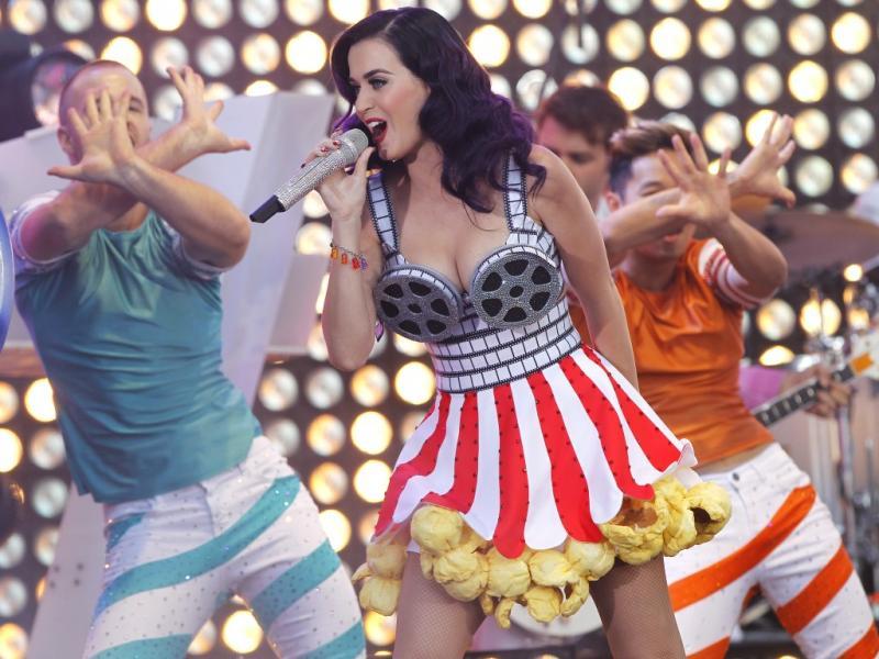 15. Katy Perry - 34,4 milhões de euros (Reuters)