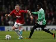 Manchester United vs Cluj (Reuters)