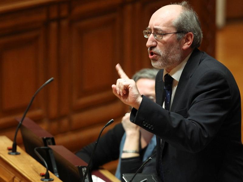 Deputado do PCP António Filipe