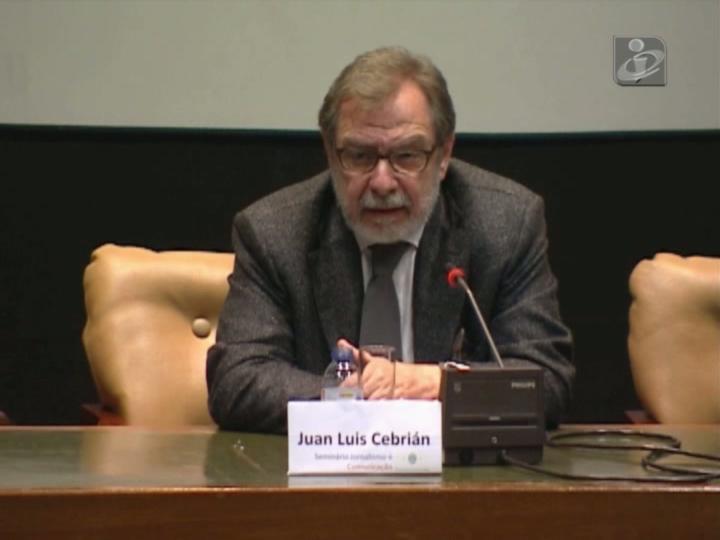 José Luis Cébrian