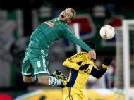Rapid Viena vs Metalist (Reuters)