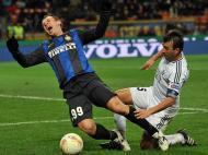 Inter de Milão vs Neftçi (Lusa)