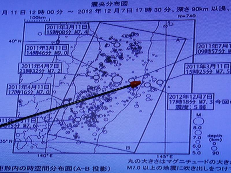Sismo no Japão (Reuters)