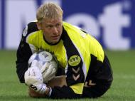 Guarda-redes: Peter Schmeichel (Reuters)