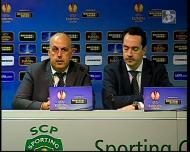 Sporting: Paulo Farinha Alves