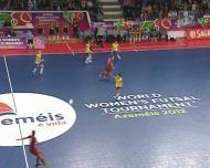 Torneio Mundial de Futsal feminino