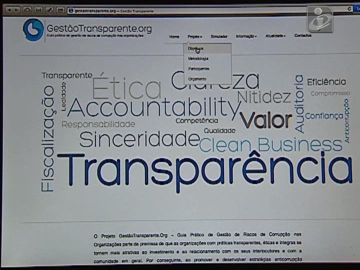 Simulador de corrupção