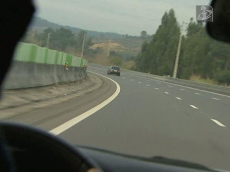 Excesso de velocidade nas estradas portuguesas