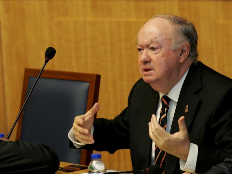 Jardim na aprovação do orçamento da Madeira para 2013 [LUSA]