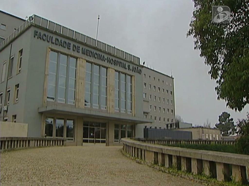 Hospital de São João, no Porto