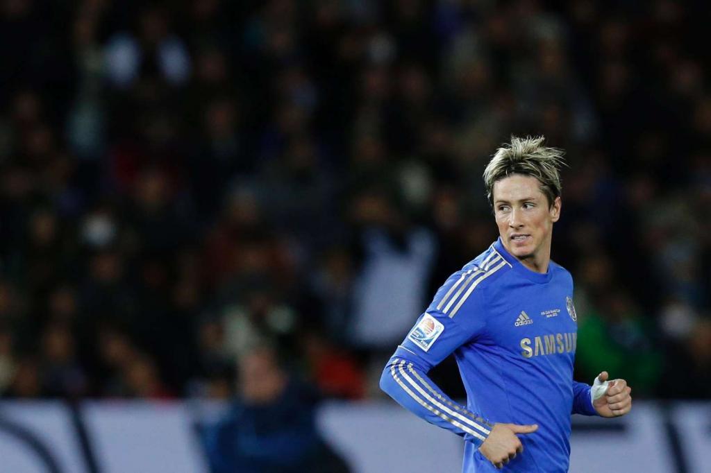 Fernando Torres, 35 anos (Espanha)