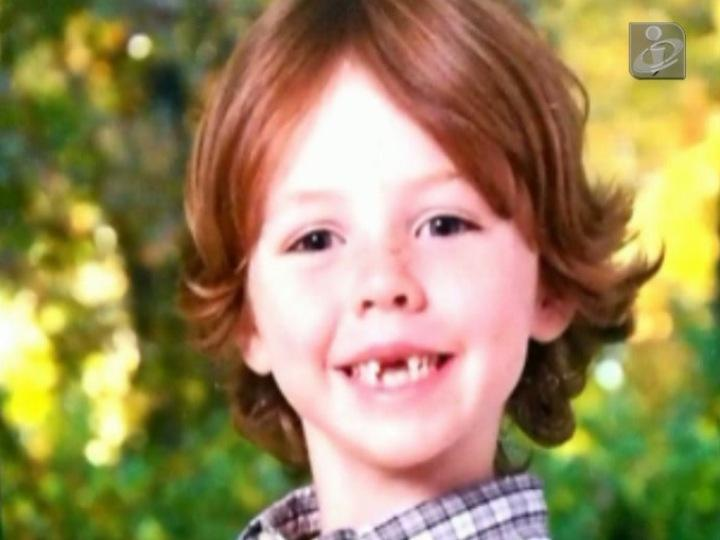 Jack Pinto, um dos meninos que perdeu a vida no massacre de Newtown