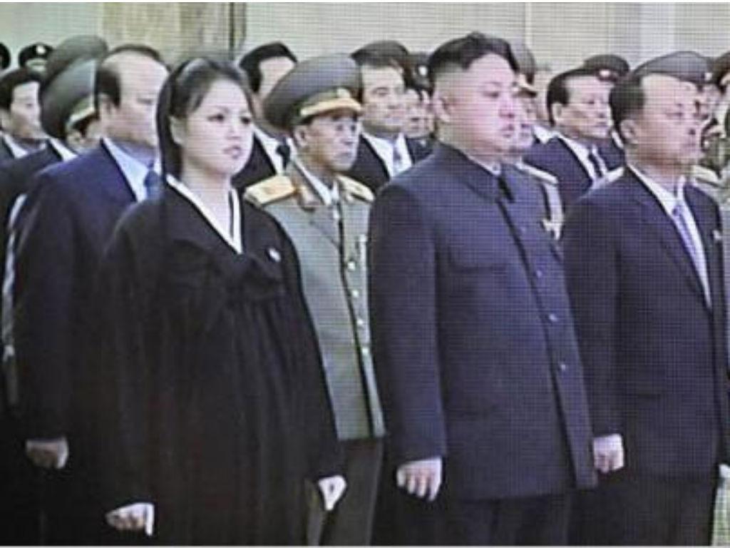 Mulher de Kim Jong-un grávida (SCMP)