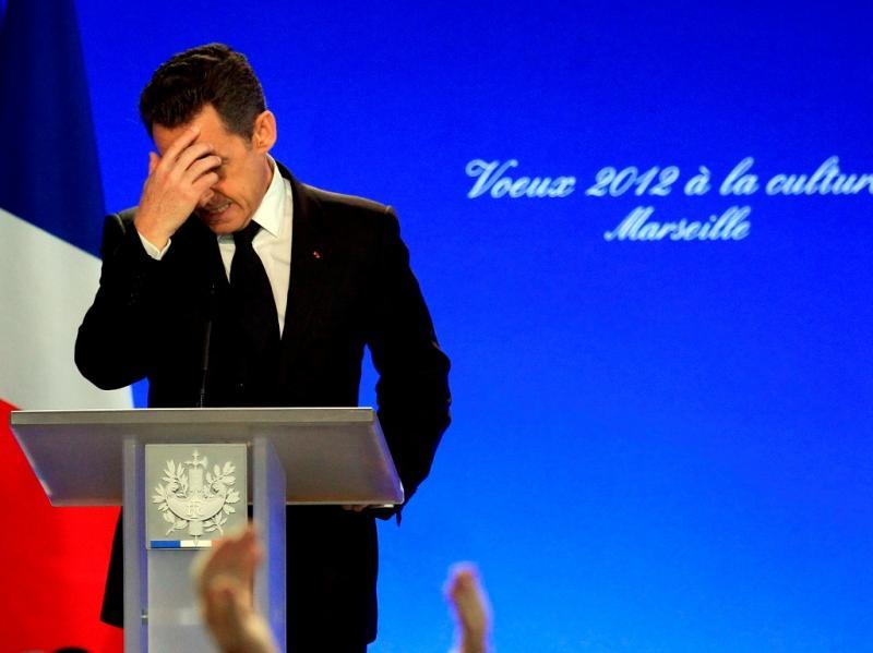 Ex-presidente francês, Nicolas Sarkozy, perdeu as eleições presidenciais