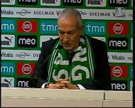 Jesualdo no Sporting