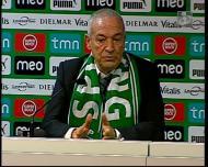 Jesualdo Ferreira no Sporting