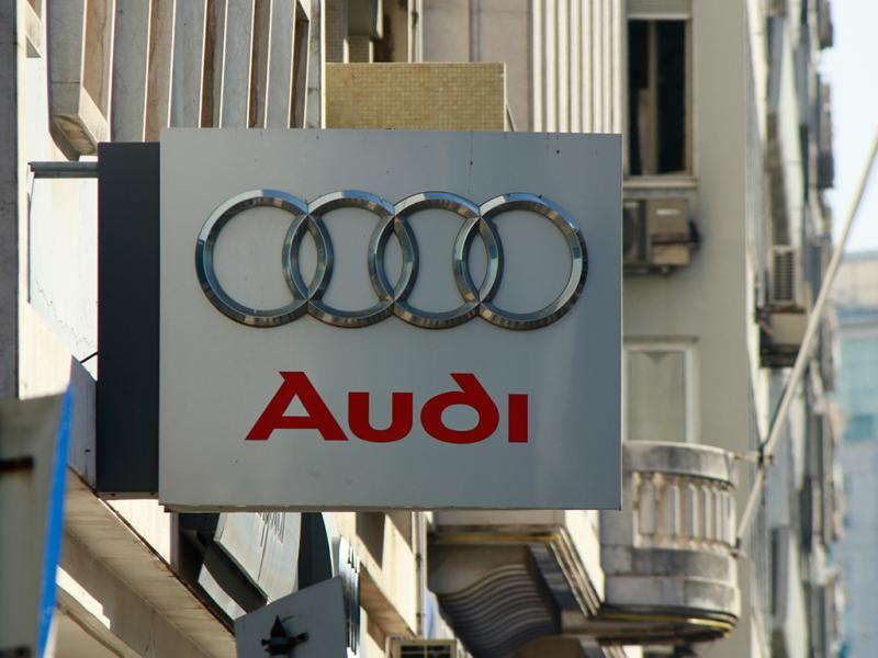 Audi (Foto: Nuno Miguel Silva)