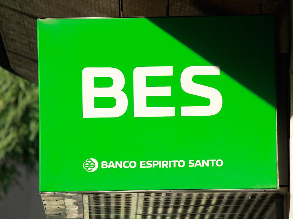 Banco Espírito Santo (Foto: Nuno Miguel Silva)