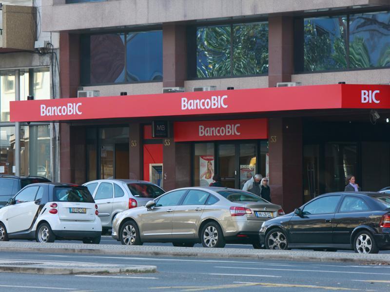 Banco BIC (Foto: Nuno Miguel Silva)
