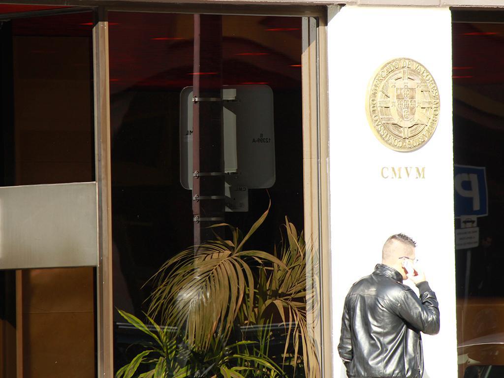 CMVM (Foto: Nuno Miguel Silva)