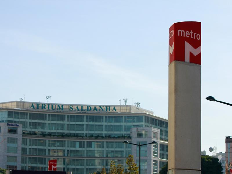 Metro (Foto: Nuno Miguel Silva)