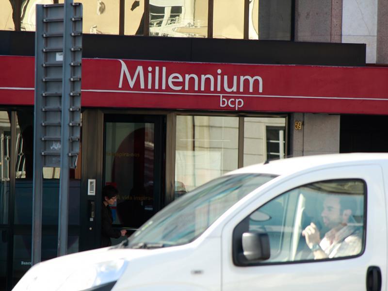 Millenium BCP (Foto: Nuno Miguel Silva)