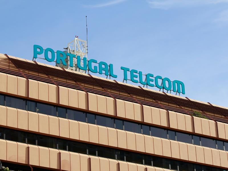 Portugal Telecom (Foto: Nuno Miguel Silva)