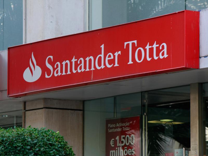 Santander Totta (Foto: Nuno Miguel Silva)