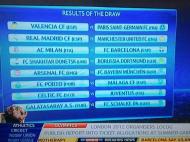 Ensaio do sorteio na Sky Sports?