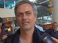 Mourinho em Lisboa