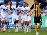 Beira-Mar vs V. Guimarães (LUSA)