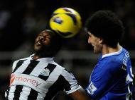 Newcastle vs Everton (REUTERS)