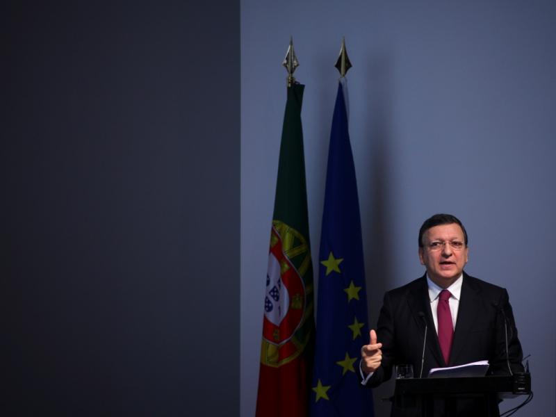 Durão Barroso [LUSA]