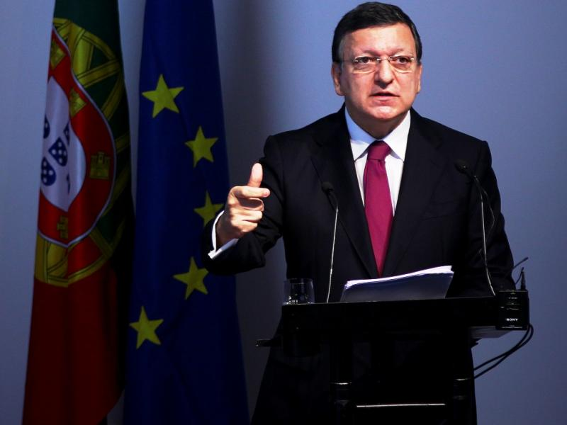 Durão Barroso (Lusa)