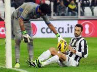 Juventus perde com a Sampdoria