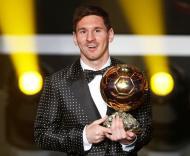 Messi é o melhor jogador do mundo Foto: Reuters