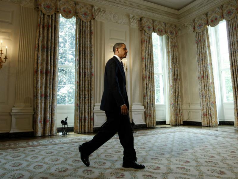 Obama, as melhores imagens de 2012