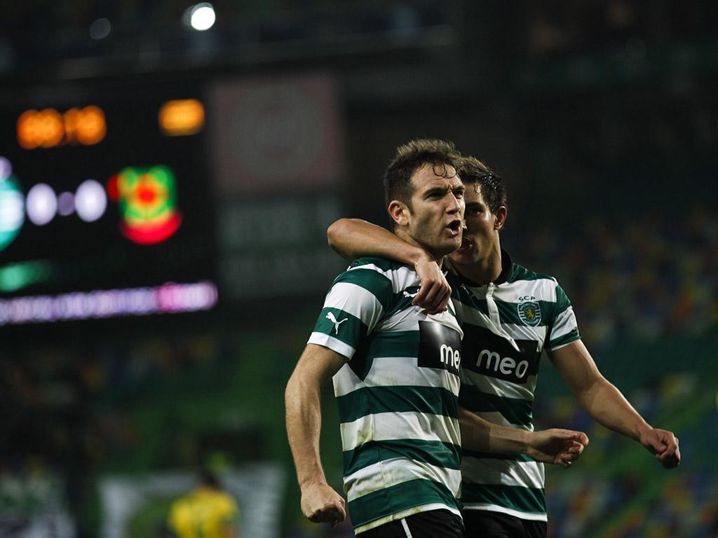 Sporting vs Paços de Ferreira (Lusa)