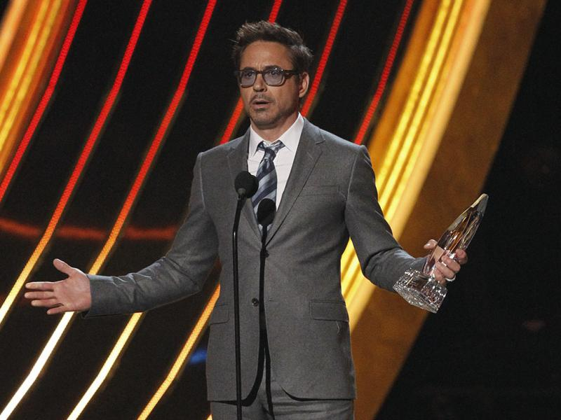 Robert Downey Jr. nos People`s Choice Awards (Reuters)