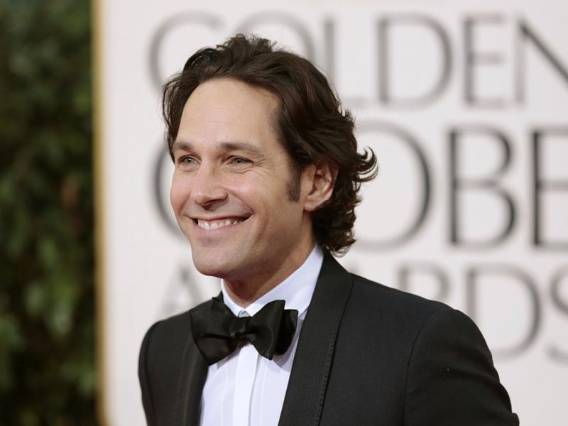 Globos de Ouro 2013 Red Carpet - Paul Rudd (Reuters)