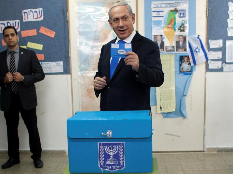 Binyamin Netanyahu (Reuters)